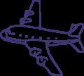 PCKNGO-plane_line_purple